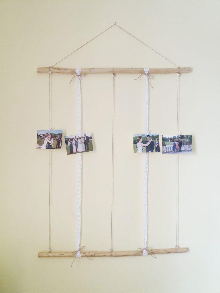 Fotogehänge - Personalisierte Grußkarten und Dekoartikel