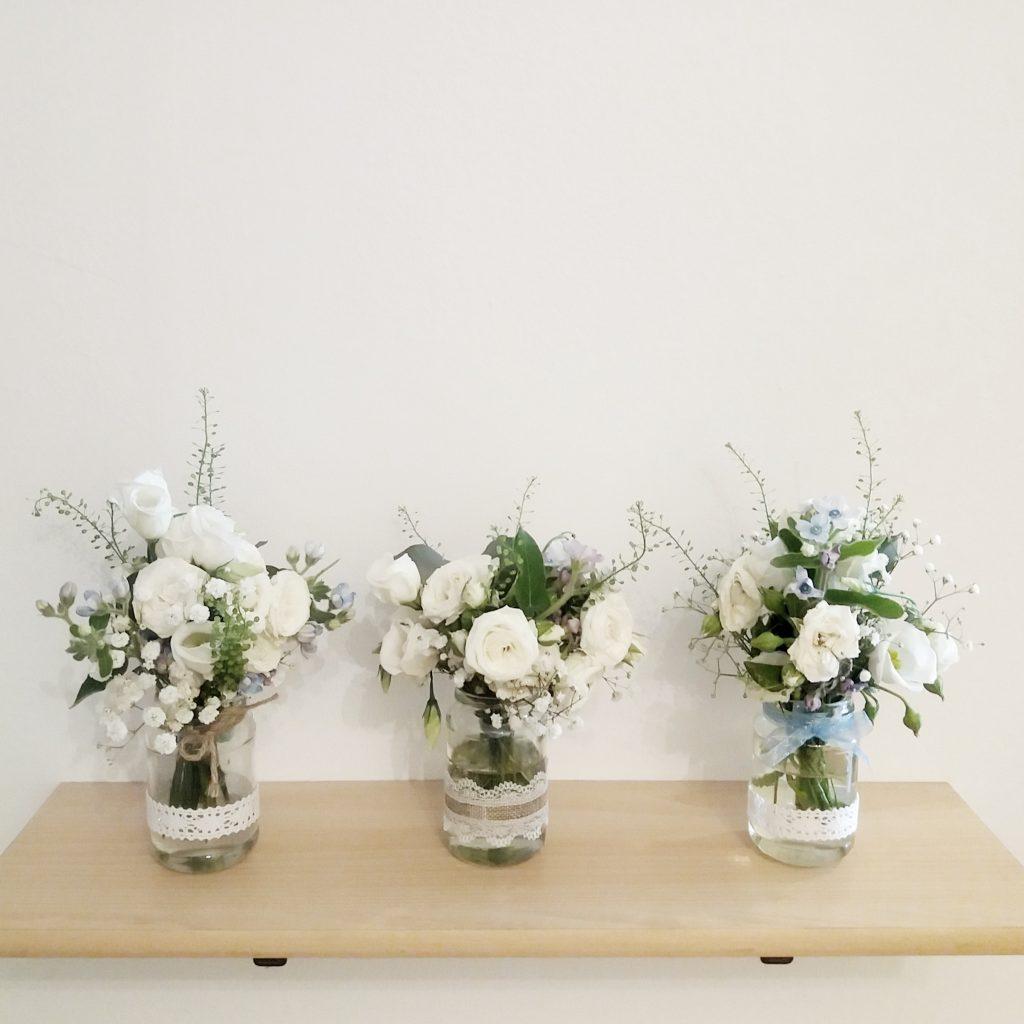 Hochzeit - Vasen Dekoration